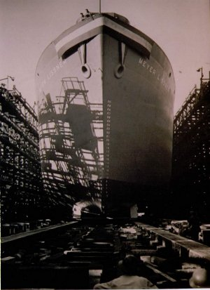 Liberty ship named Meyer Lissner