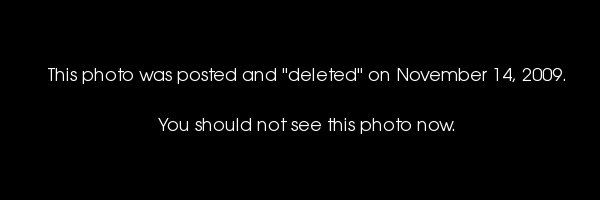 I will attempt to delete this photo